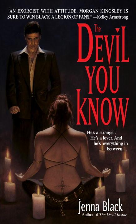 The Devil You Know By Black, Jenna
